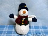 Sterling Snowman image
